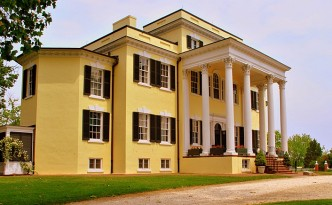 "Oatlands Plantation will host a ""Great Gatsby-inspired"" Dinner and Speakeasy as part of Epicurience Virginia.  Costumes Encouraged. (Photo Courtesy:  Civil War Album)"