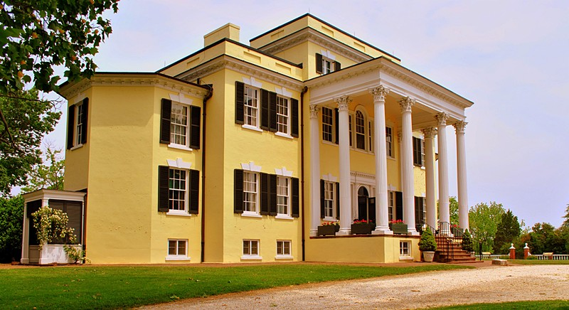 """Oatlands Plantation will host a """"Great Gatsby-inspired"""" Dinner and Speakeasy as part of Epicurience Virginia.  Costumes Encouraged. (Photo Courtesy:  Civil War Album)"""
